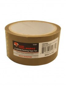 Packing Tape 2 in x 55 yds - Tan Color