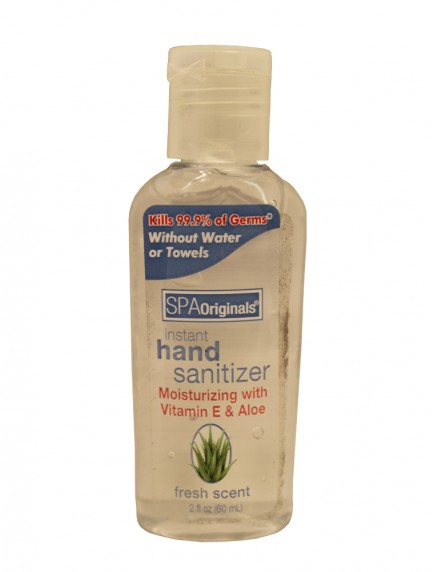 Spa Originals Instant Hand Sanitizer 2 fl oz - Fresh Scent