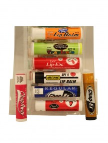 Moisturizing Lip Balm 0.15 oz - Assorted