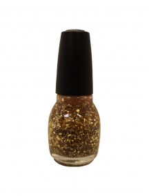 SinfulColors Professional 0.5 fl oz Nail Polish - Twilight Twinkles