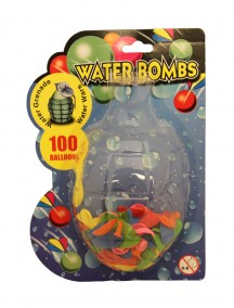 Water Bombs 100 ct Balloons