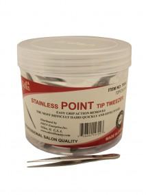 Point Tip Tweezer 72 ct Jar