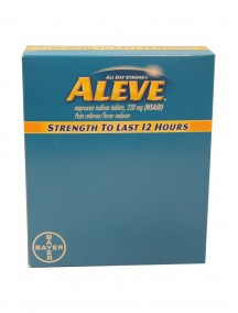 Aleve 50 ct Dispenser