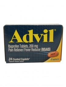 Advil 24 ct Caplets