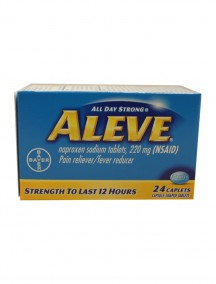 Aleve 24 ct Caplets