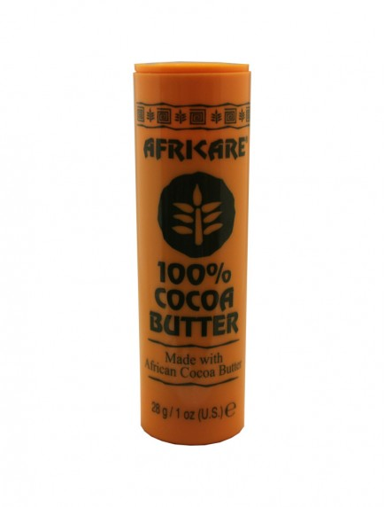 Africare 100% Cocoa Butter Stick 1 oz