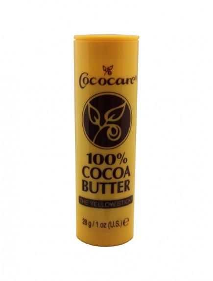 Cococare 100% Cocoa Butter Stick 1 oz