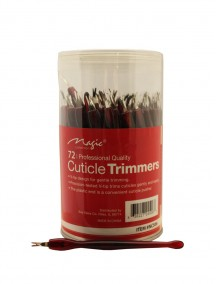Cuticle Trimmers 72 ct Jar