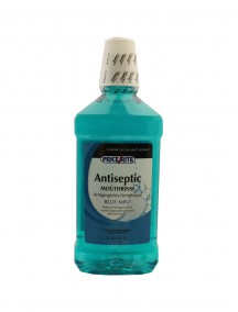 Antiseptic Mouthrinse 1 Liter - Blue Mint