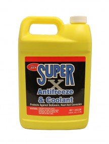 Super X Antifreeze & Coolant 1 Gallon