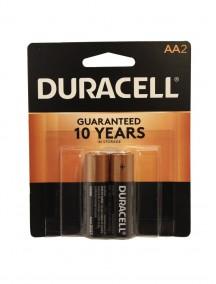 Duracell AA Batteries 2 pk