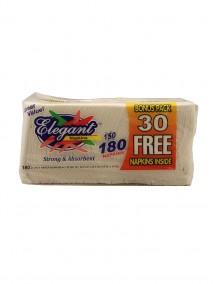 Elegant 180 ct Paper Napkins