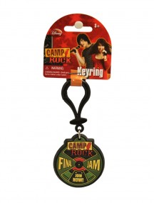 Camp Rock Keyring