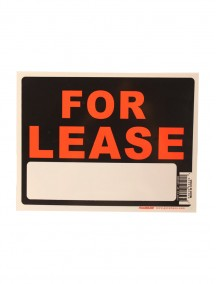 For Lease Sign - Small