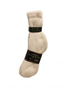 White Crew Socks 3 pk Size 10-13