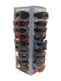 Sunglasses 36 ct with Diplay - Assorted