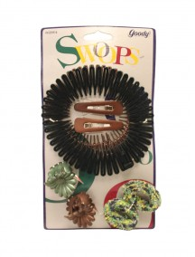 Goody Swoops Hair Accessories 8 ct - Assorted