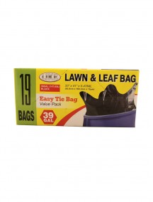 Lawn & Leaf Bag 19 ct Value Pack - 39 Gallon