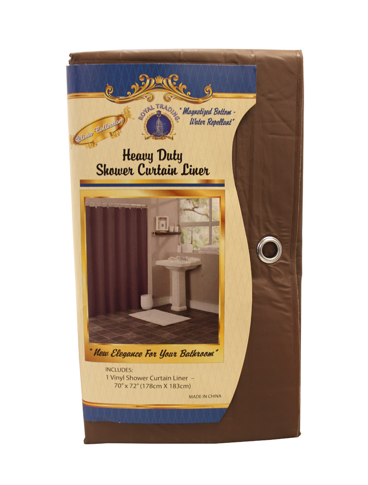 Heavy Duty Shower Curtain Liner
