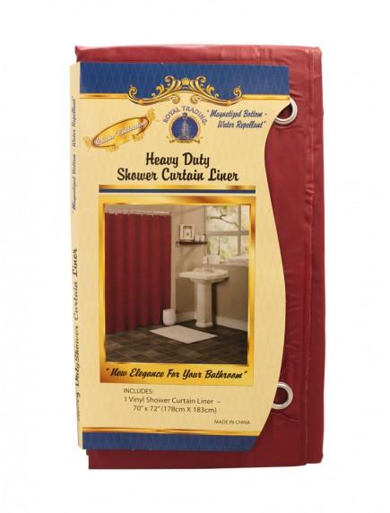 Heavy Duty Shower Curtain Liner