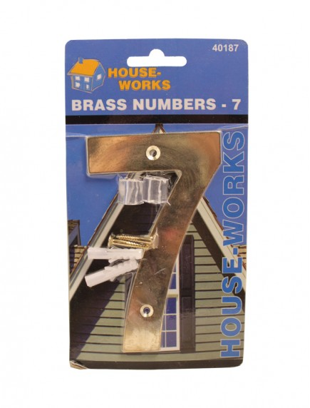 Brass Numbers - 7