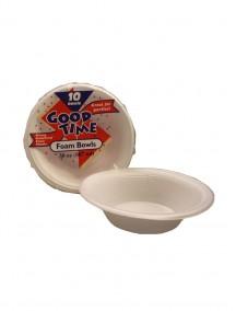 Good Time Foam Bowls 10 ct 30 oz