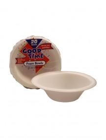 Good Time Foam Bowls 20 ct 12 oz