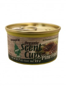 Little Trees Organic Scent Cups 0.7 oz Air Freshener - Pine Fresh