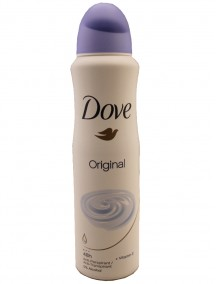 Dove 150 Ml Anti-Perspirant/Anti-Transpirant Spray - Original