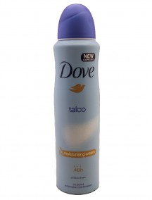 Dove 150 Ml Anti-Perspirant/Anti-Transpirant Spray - Talco
