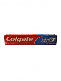 Colgate 2.5 oz Toothpaste Cavity Protection - Regular Flavor
