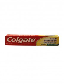 Colgate 2.5 oz Toothpaste - Tartar Protection Whitening Crisp Mint Paste