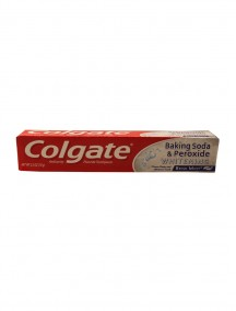 Colgate 2.5 oz Toothpaste - Baking Soda & Peroxide Whitening Brisk Mint Paste