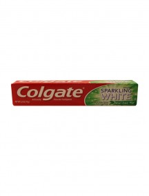 Colgate 2.5 oz Toothpaste - Sparkling White Mint Zing Gel