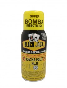 Black Jack Roach & Insect Killer 7.5 oz Household Indoor Fogger