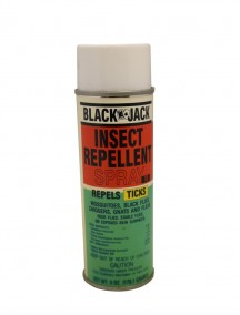Black Jack Insect Repellent 6 oz Spray