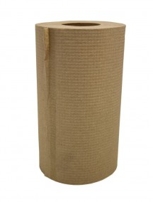 Brown Paper Towel Roll Loose 8 in X 200 ft