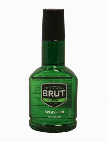 Brut 3.5 fl oz Splash On - Classic