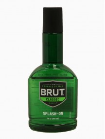 Brut 7 fl oz Splash On - Classic