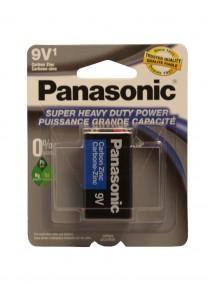 Panasonic 9 volt Battery 1 ct