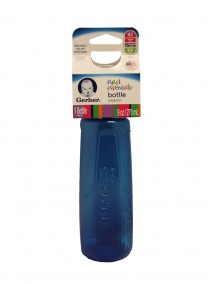 Gerber First Essentials 9 oz Baby Bottle - Assorted Colors