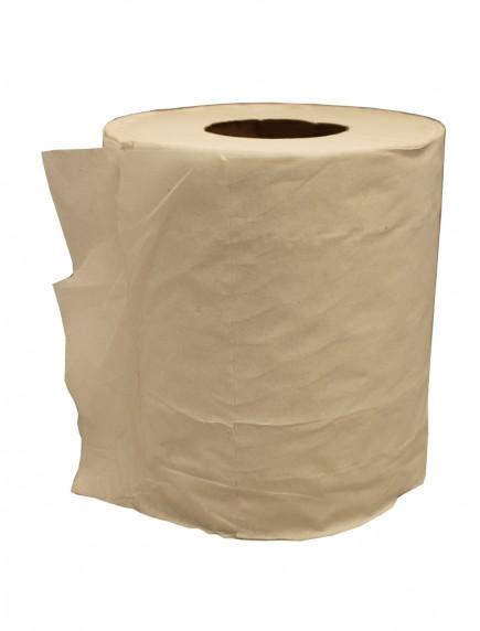 Jumbo White Paper Towel Roll Loose