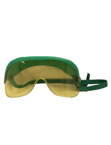Aramark Green Safety Goggle