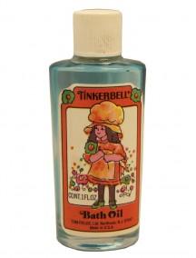 Tinkerbell Bath Oil 1 fl oz