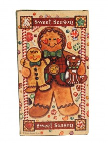 Sweet Season Greeting Cards Set of 15 with Envelopes