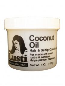 Lusti 4 oz Coconut Oil