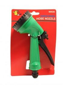 Hose Nozzle 4 Function Flow Control