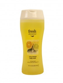 Fresh Elements Body Wash 12 fl oz - Citrus Breeze
