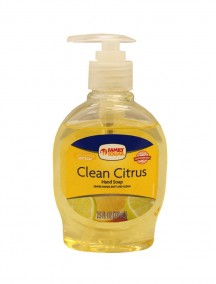 Liquid Hand Soap 7.5 fl oz - Clean Citrus