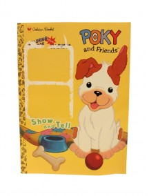 Poky and Friends Coloring Book